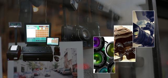 Camera Shop POS