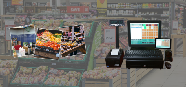 Food and Drink Retail Store POS
