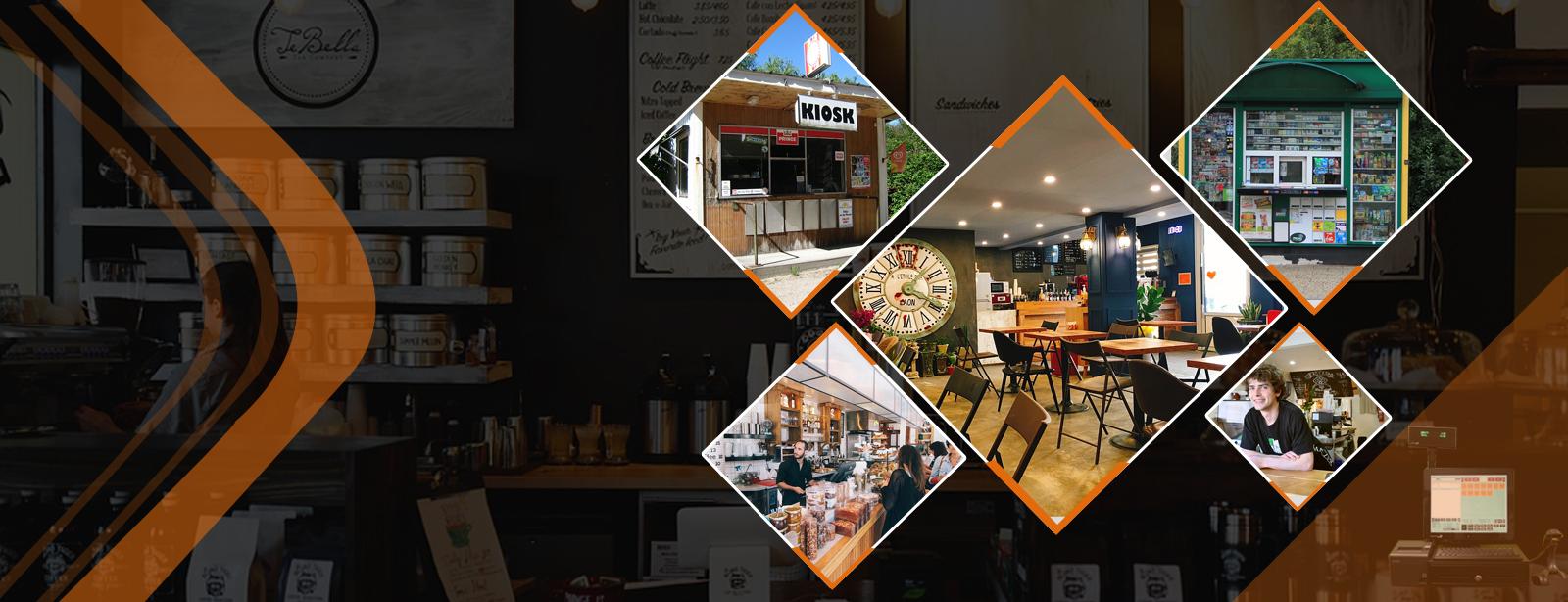 Café/Kiosks POS System